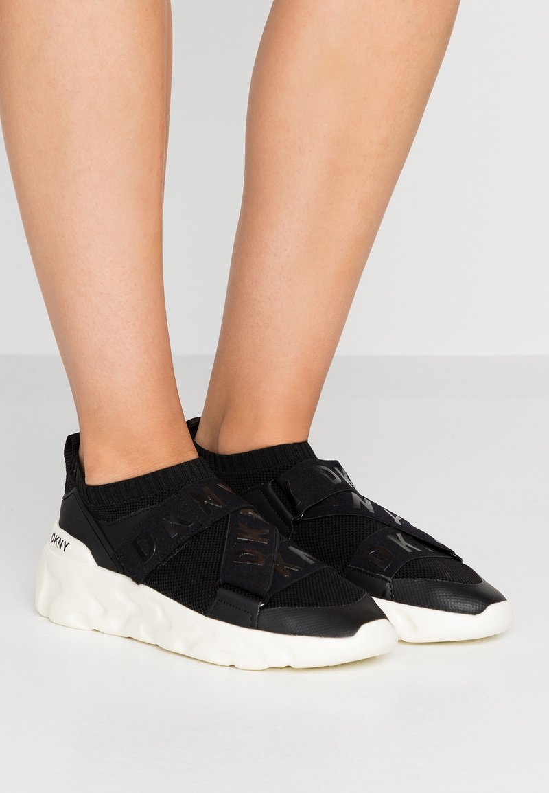 DKNY - CLARA - Trainers - black