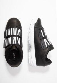DKNY - DESSA - Sneakers laag - black - 3