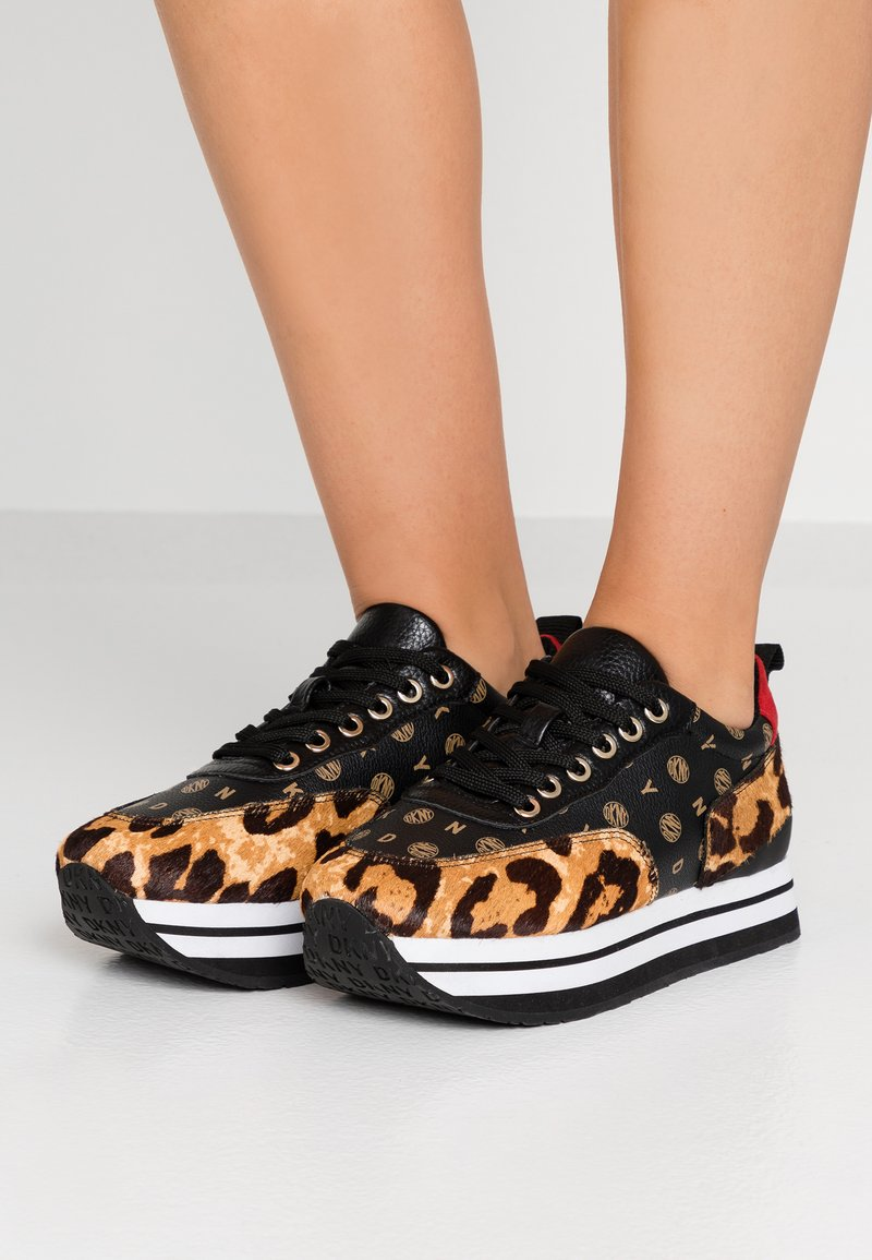 DKNY - POLY - Sneakers - multicolor
