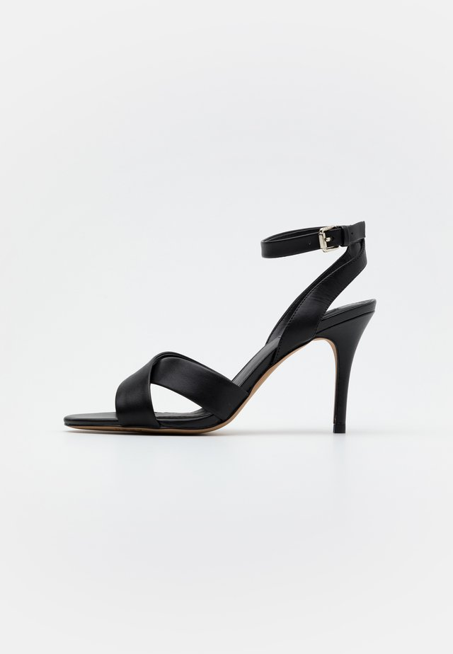 IVY - High heeled sandals - black