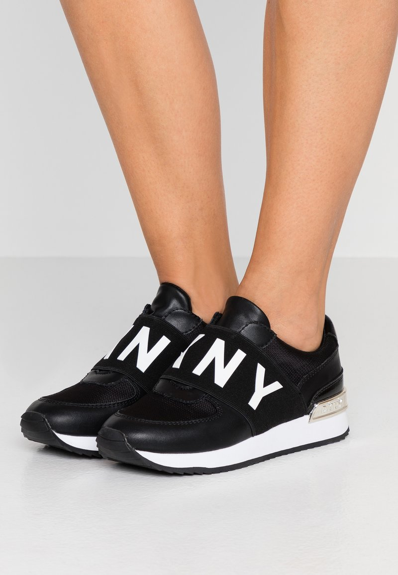 DKNY - MARLI - Slipper - black