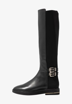 LENA - Klassiska stövlar - black