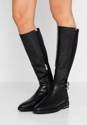 LENA - Høje støvler/ Støvler - black