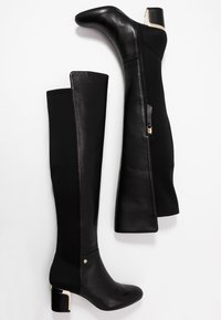DKNY - CORA - Over-the-knee boots - black - 3