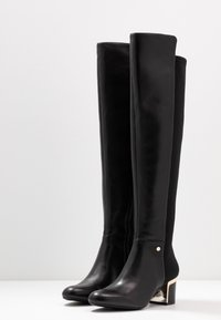 DKNY - CORA - Over-the-knee boots - black - 4
