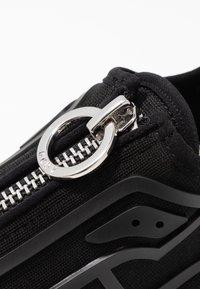 DKNY - NILLI ZIPPER - Sneakers - black - 2