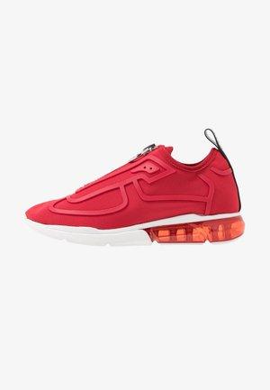 NILLI ZIPPER - Trainers - red