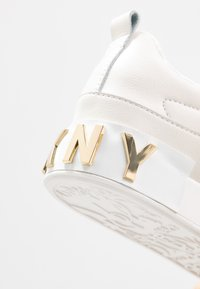 DKNY - STUDZ BANDS  - Sneakers - white - 2