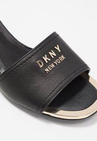 DKNY - FAMA - Sandaler - black - 2