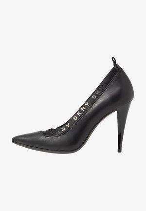 KATRINA - Høye hæler - black