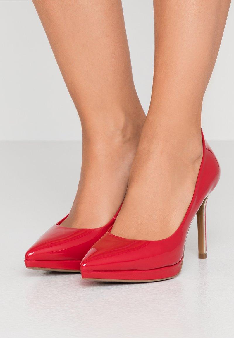 DKNY - LEXI - High heels - red
