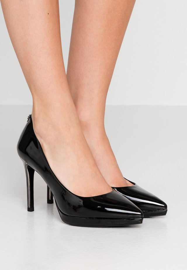 LEXI - High heels - black