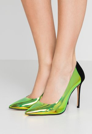 DEEDRA - Lodičky na vysokém podpatku - multicolor