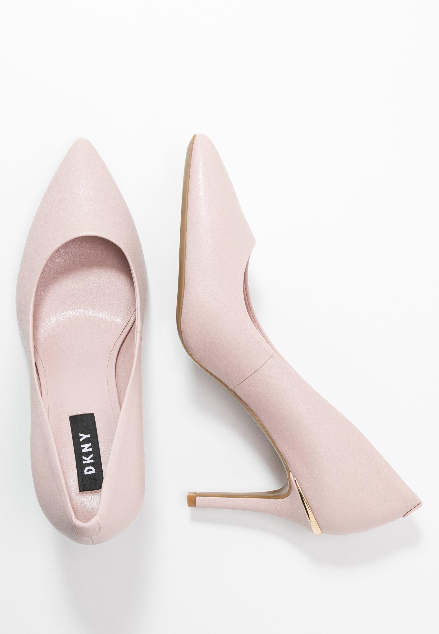 DKNY RANDI - Escarpins à talons hauts - blush