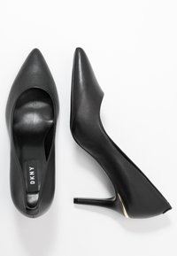 DKNY - RANDI - Escarpins à talons hauts - black - 3