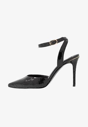 JAX SLINGBACK - High heels - black