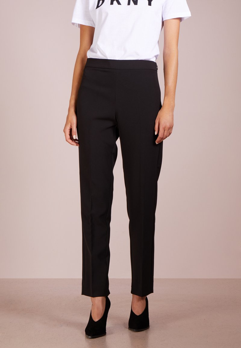 DKNY - Trousers - black