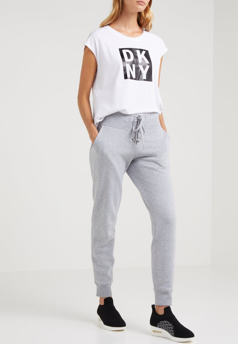 DKNY - Jogginghose - pearl grey