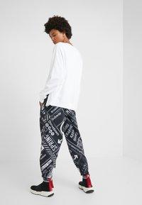 DKNY - PULL ON JOGGER PANT - Tracksuit bottoms - black - 2