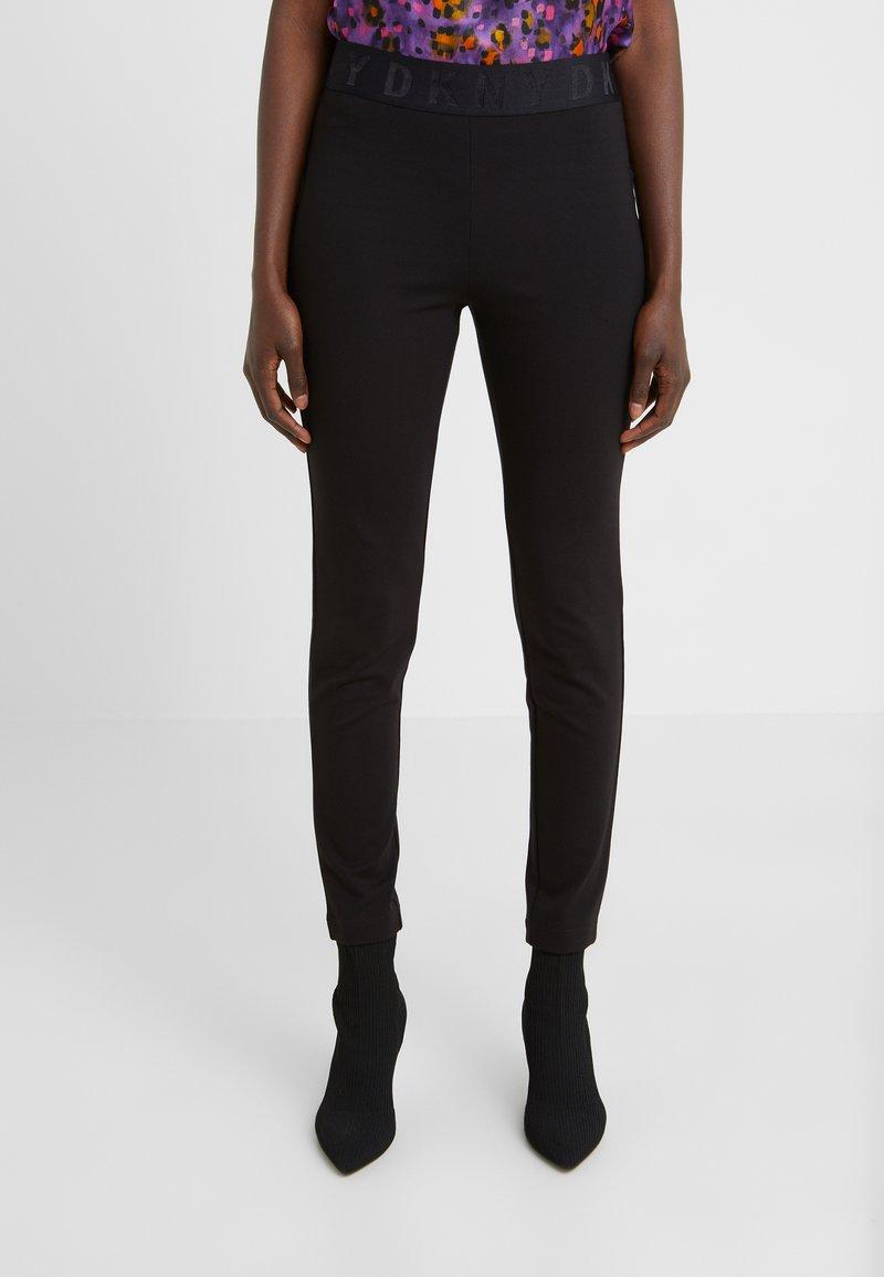 DKNY - FOUNDATION - Leggings - black