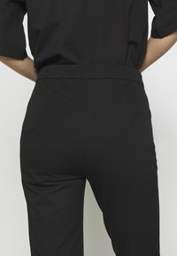 DKNY - TROUSER - Spodnie materiałowe - black - 4