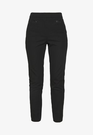 TROUSER - Kalhoty - black