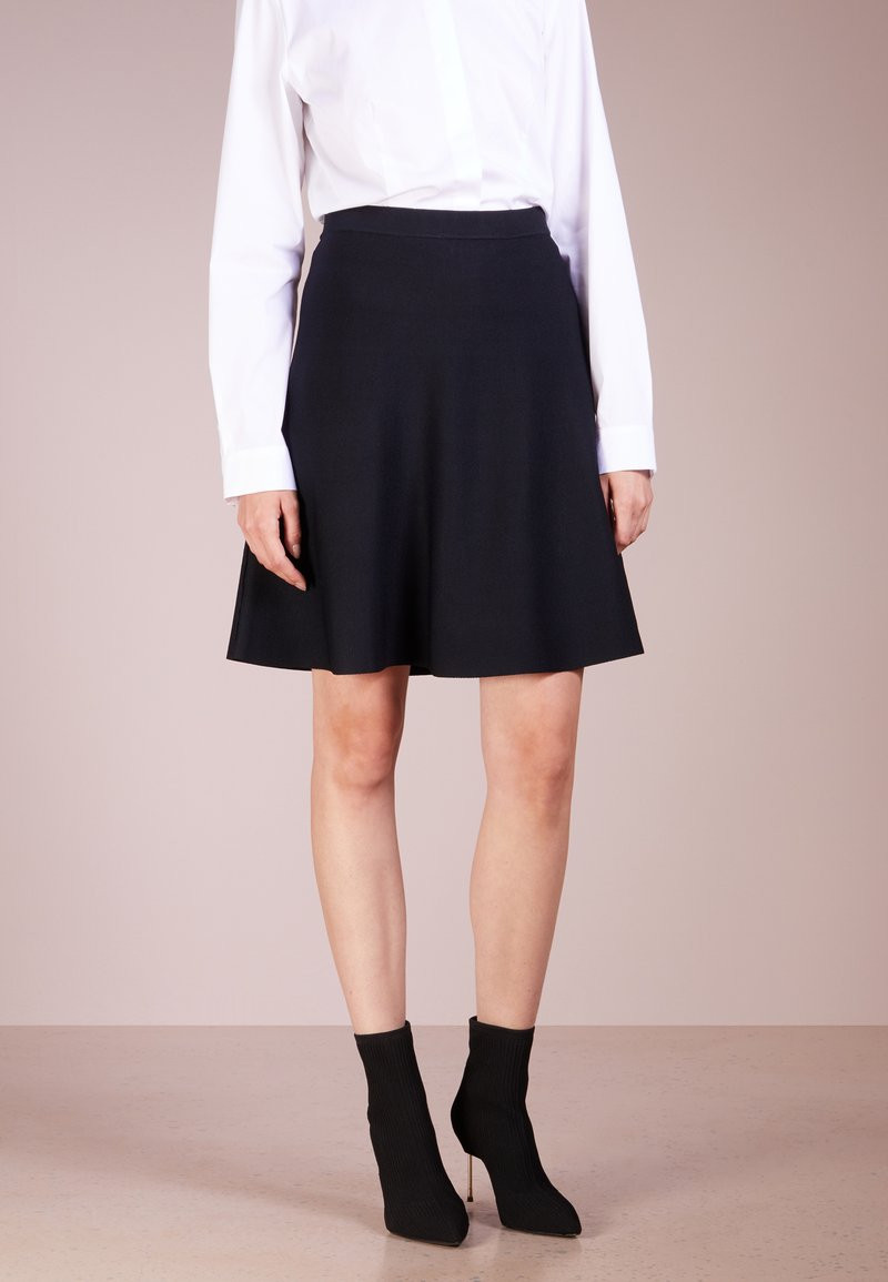 DKNY - LINE PULL ON  - A-Linien-Rock - black