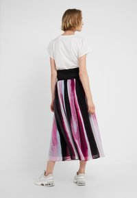 DKNY - PULL ON MIDI SKIRT - Maxikjol - freesia/multi - 2