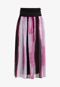 DKNY - PULL ON MIDI SKIRT - Maxikjol - freesia/multi - 3