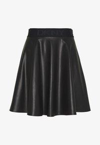 DKNY - CIRCLE SKIRT - A-snit nederdel/ A-formede nederdele - black - 3
