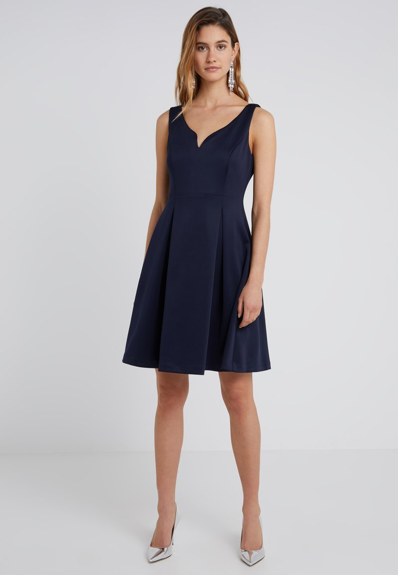 DKNY - SWEATHEART - Jerseykleid - midnight navy