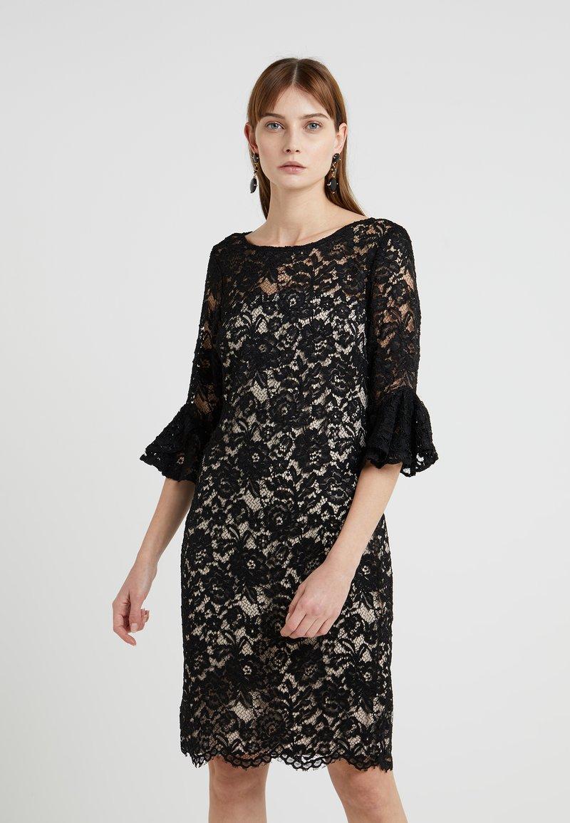 DKNY - SHEATH  - Cocktail dress / Party dress - black