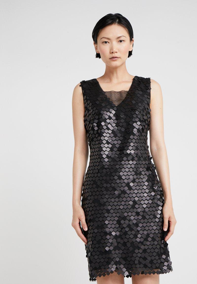 DKNY - Shift dress - black