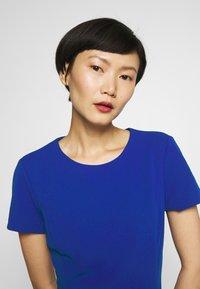 DKNY - FIT & FLARE - Jersey dress - sapphire - 3