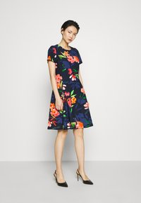 DKNY - Day dress - flower midnight multi - 1