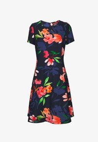 DKNY - Day dress - flower midnight multi
