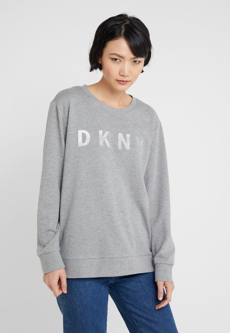 DKNY - Collegepaita - grey