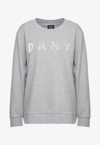 DKNY - Collegepaita - grey - 4