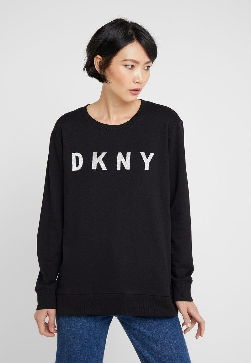 DKNY - Mikina - black