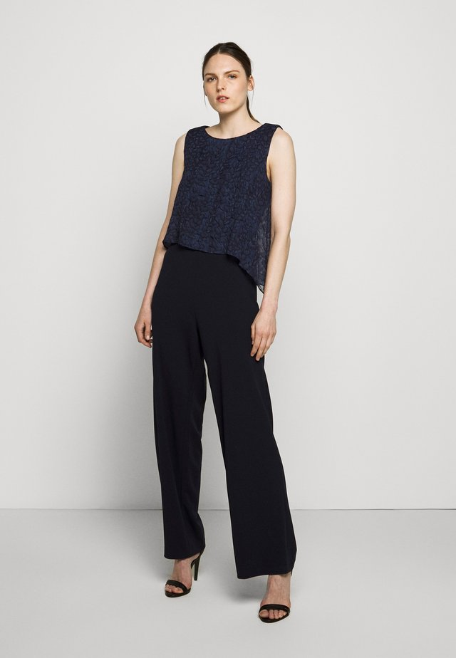 OVERLAY - Jumpsuit - spring navy