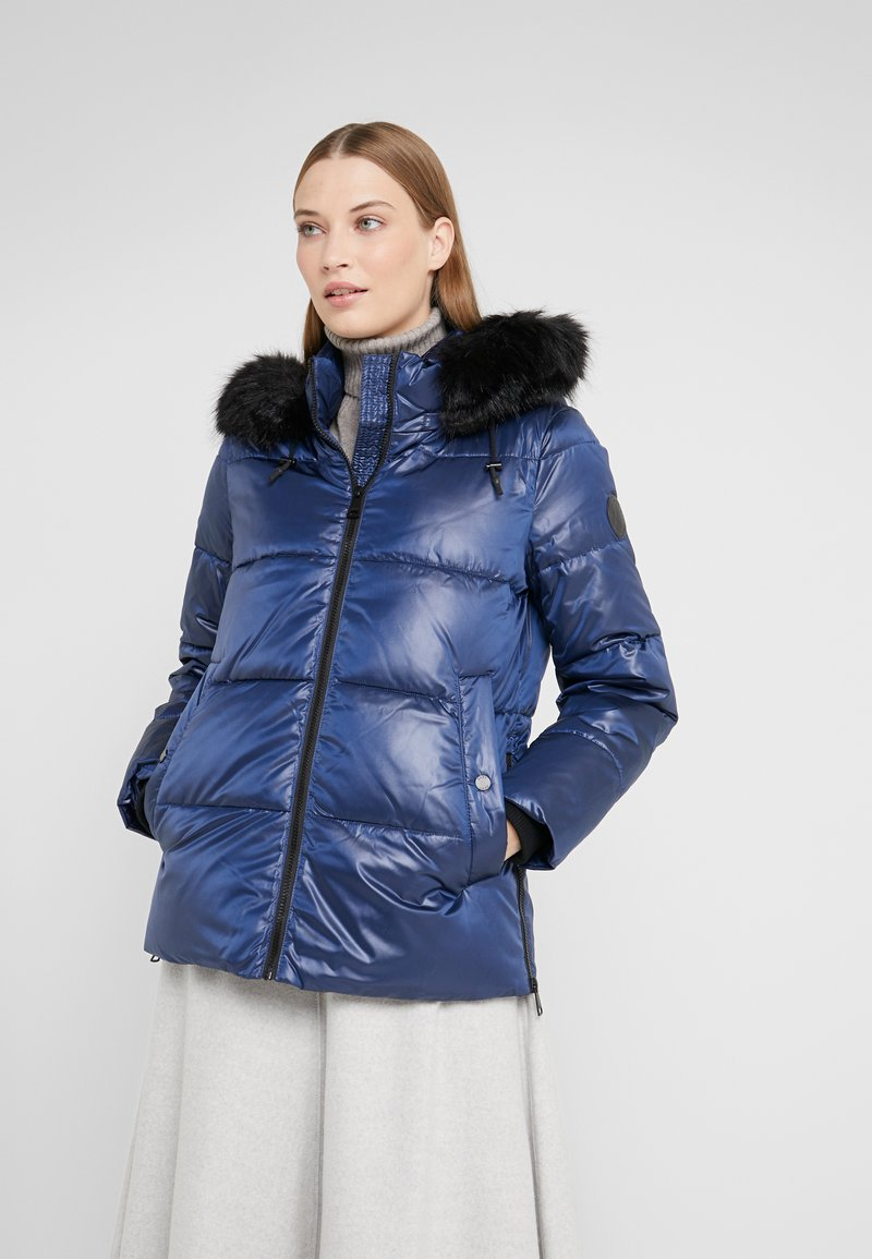 DKNY - Winterjas - navy