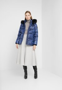 DKNY - Winterjas - navy - 1