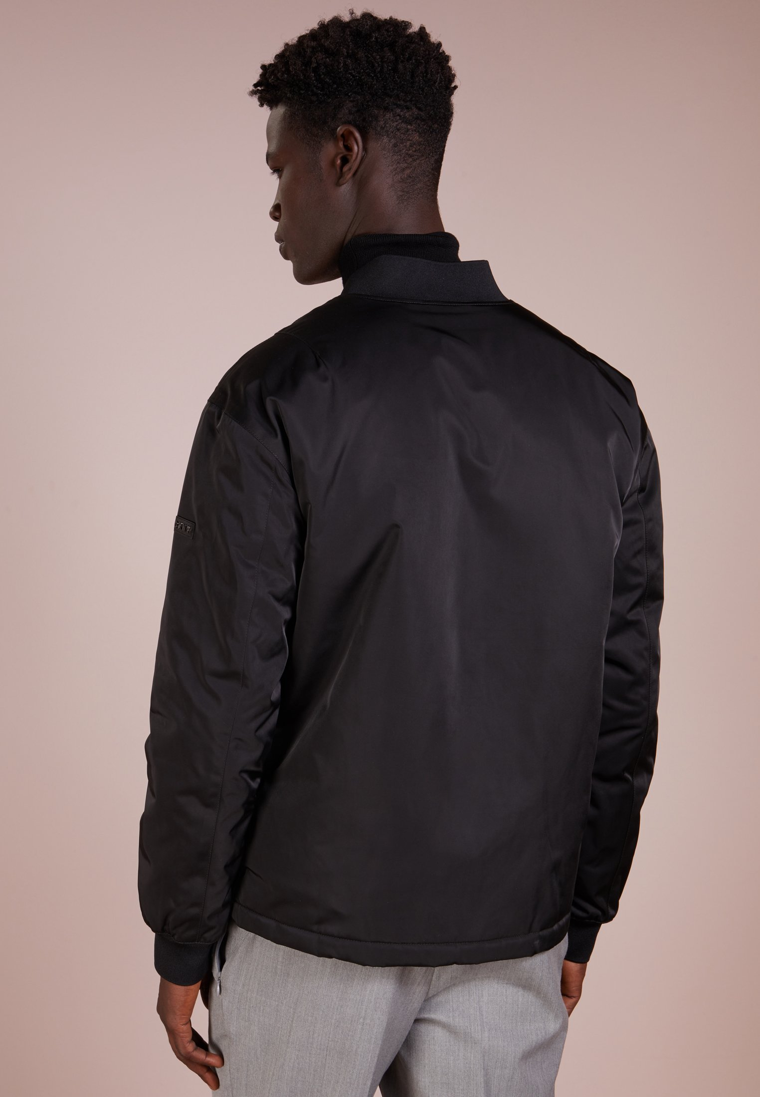 Fashion Black Depot JacketBlouson Bomber Dkny YyvfgIb67