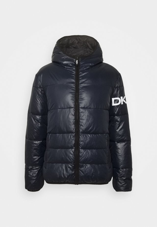 PACKABLE AND PUFFERS - Winter jacket - navy