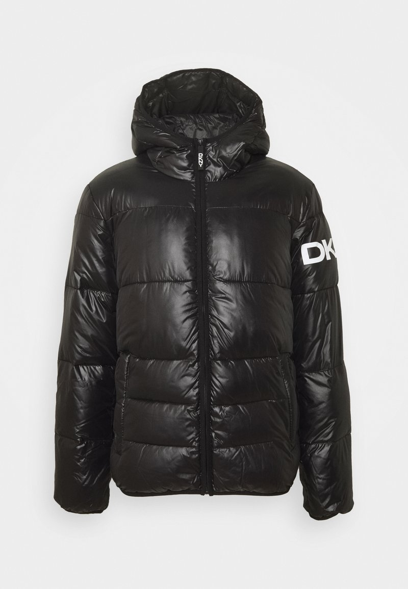 DKNY - PACKABLE AND PUFFERS - Winter jacket - black