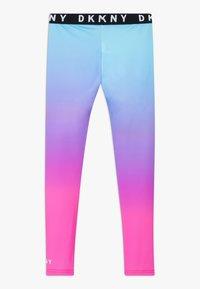 DKNY - Leggings - pinkblue - 1