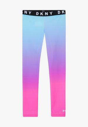 Leggings - Trousers - pinkblue