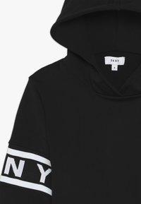DKNY - LANGARM - Jersey dress - schwarz - 4