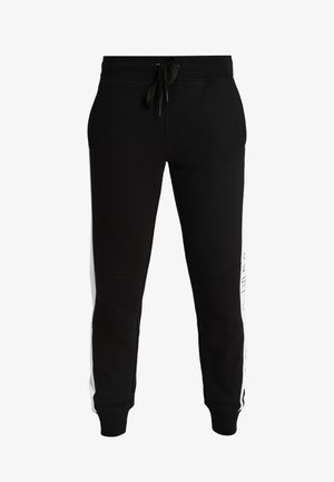 FLIP LOGO COLOR BLOCK - Trainingsbroek - black