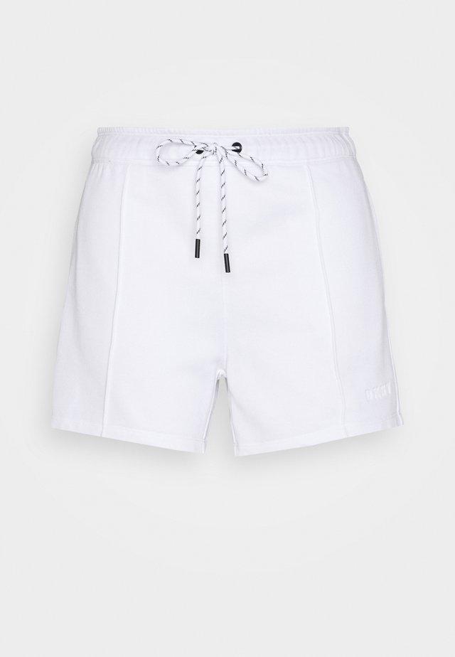 MINI LOGO SHORT INSEAM - Sportovní kraťasy - white